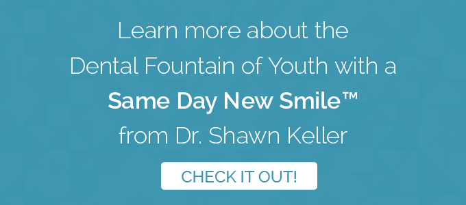 Learn more about Dr. Keller's Same Day New Smile using All-on-4 dental technology