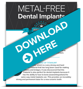 Preview of our Free Meta-Free Dental Implants Ebook