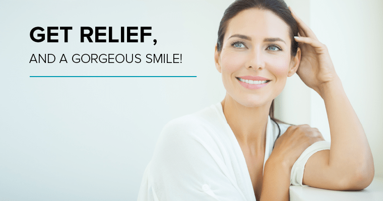 Get treatment for TMJ and a gorgeous smile from your dentist in Kirkland