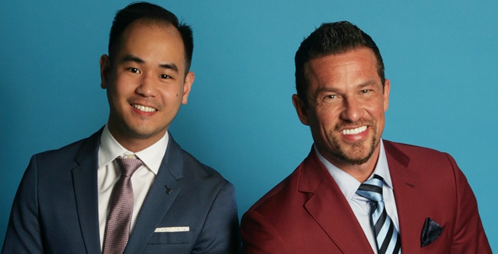 Dr. Shawn Keller and Dr. Jon Vo - dentists in Redmond, WA