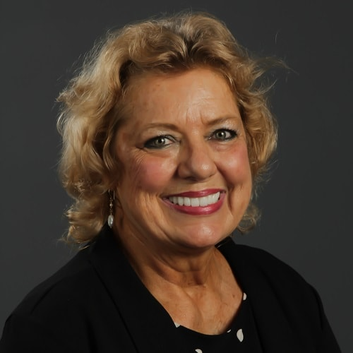 Meet Gail Miller, one of our lovely Front Office Coordinators